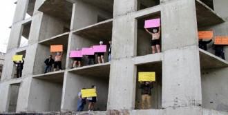 Erzurum'da Konutzedelerin İsyanı