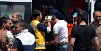 Erzurum'da Bıçaklı Kavga: 6 Yaralı