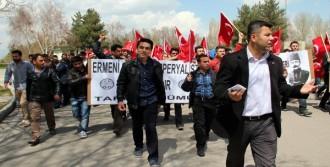 Erzurum'da Soykırım İddialarına Tepki