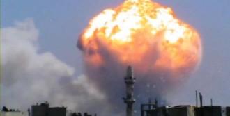Esed 'Scud'la Vurdu: 40 Ölü