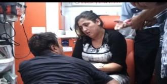 Ambulansta Sarılıp Ağladı