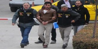 Babasını Öldüren Şüpheli Tutuklandı