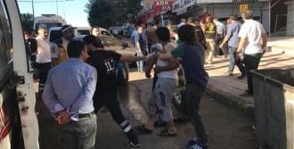 Eşini Ve Kızını Yaralayan Baba 1.5 Saat Sonra Polise Teslim Oldu