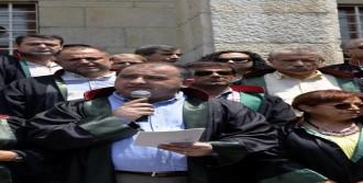 Baro Başkanı Hakim Karşısına Çıktı