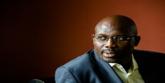 George Weah Liberya Yeni Cumhurbaşkanı