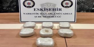 7 Kilo Esrara 2 Tutuklama