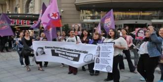 Eskişehir'de Kadın Cinayetlerine Tepki