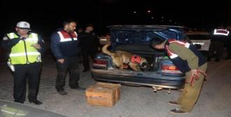 Eskişehir'de Polis Ve Jandarmadan Ortak Uygulama