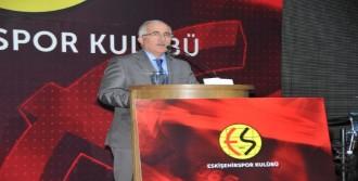 Eskişehirspor'da 50'nci Yıl Kutlaması