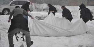Esnafın Buzla Mücadele Ekibi