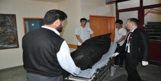 Sınırı Geçen Suriyeli Patlamada Öldü