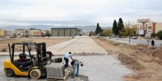 Evka 3 - Pınarbaşı Hattına Dört Şeritli Yol
