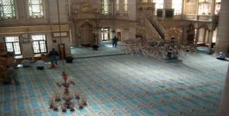 Eyüp Sultan'da Ramazan Hazırlığı