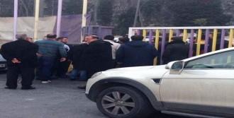 Eyüpspor'un Binasını Bastılar