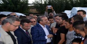 Eker, Kürtçe Konuşarak Sorunları Dinledi