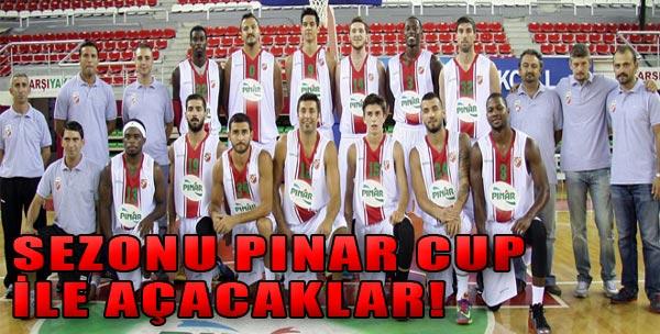 Pınar Karşıyaka Sezonu Açıyor
