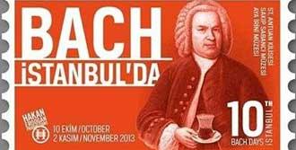 'Bach' İstanbul'da