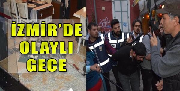 HDP'lilere Polis Müdahale Etti