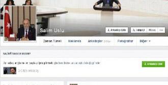 Uslu'ya Sosyal Medya Yasağı