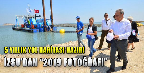 İZSU'dan '2019 Fotoğrafı'