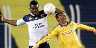 Fenerbahçe: 1 BATE Borisov: 0