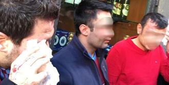 İtalya'da Trabzon Taraftarı Bıçaklandı!