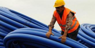 Kiraz ve Çandarlı'ya 400 Kilometrelik Su Şebekesi