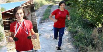 Köyden Çıkan Balkan Şampiyonu