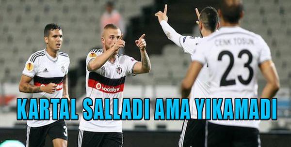 Tottenham 1- 1 Beşiktaş