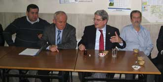 Çıray, Bütünşehir'i Köylülere Anlattı