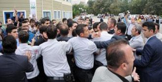Omü'de Stant Gerginliği Sürüyor