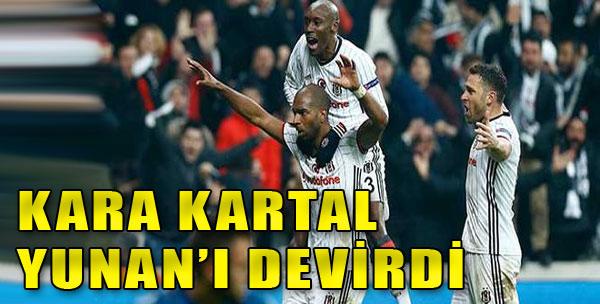 Beşiktaş Çeyrek Finale Yükseldi