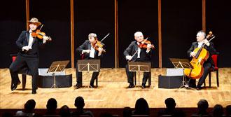 Dünyaca Ünlü Mozart Grup Eğlendirdi