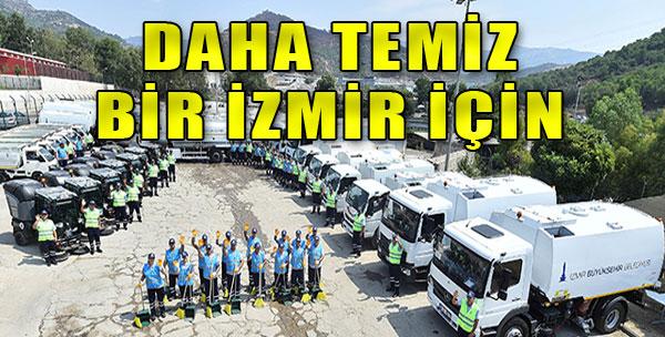 Daha Temiz Bir İzmir İçin...
