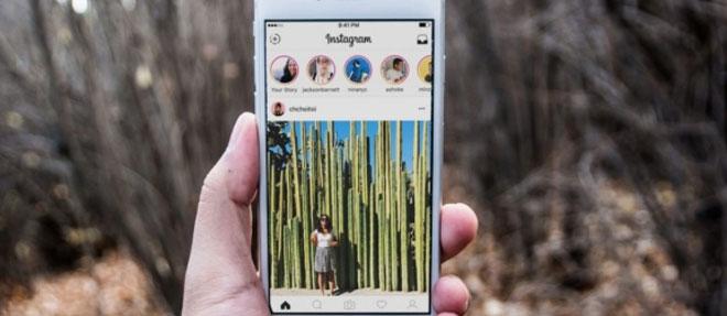 Instagram Snapchat'e Rakip Oldu!