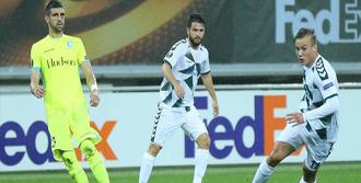 Gent 2-0 Atiker Konyaspor