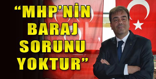 MHP'li Özyiğit'ten Dikkat Çeken Açıklamalar