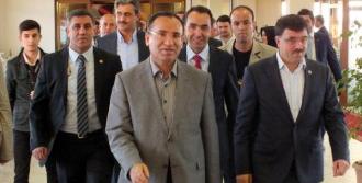 'Cumhurbaşkanı Seçimi Türkiye Meselesidir'