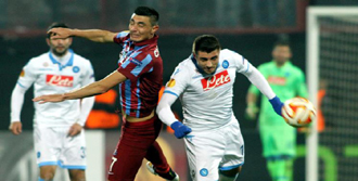 Napoli - Trabzonspor Maçı Notları