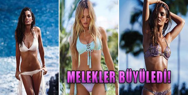 2015 Mayo-Bikini Koleksiyonu Tanıtıldı