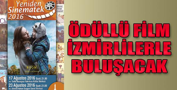 İzmir'de Sinema Şöleni