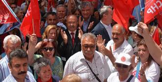 CHP Dikili Seçim Bürosu Açıldı