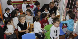 Miniklerden Atatürk'ün Benzerine İlgi