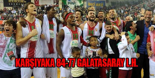 Pınar Karşıyaka Doludizgin!