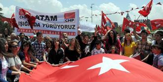 CHP'den Kayseri'de Alternatif 19 Mayıs Kutlaması