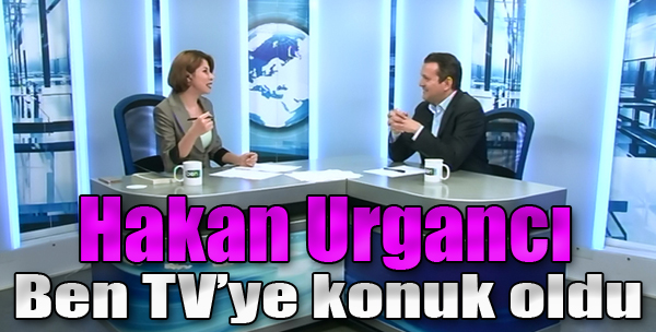 Hakan Urgancı Ben TV'ye Konuk Oldu