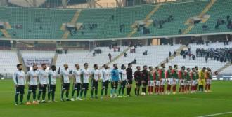 Cizrespor Maçına 'Oynansın' Kararı