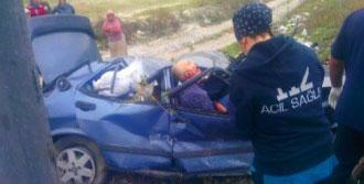 Çorum'da Kaza : 2 Ölü