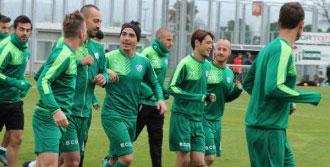 Bursaspor Galatasaray'a Hazırlanıyor