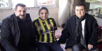 19 Yaşındaki Rabia'ya Fenerbahçe Morali